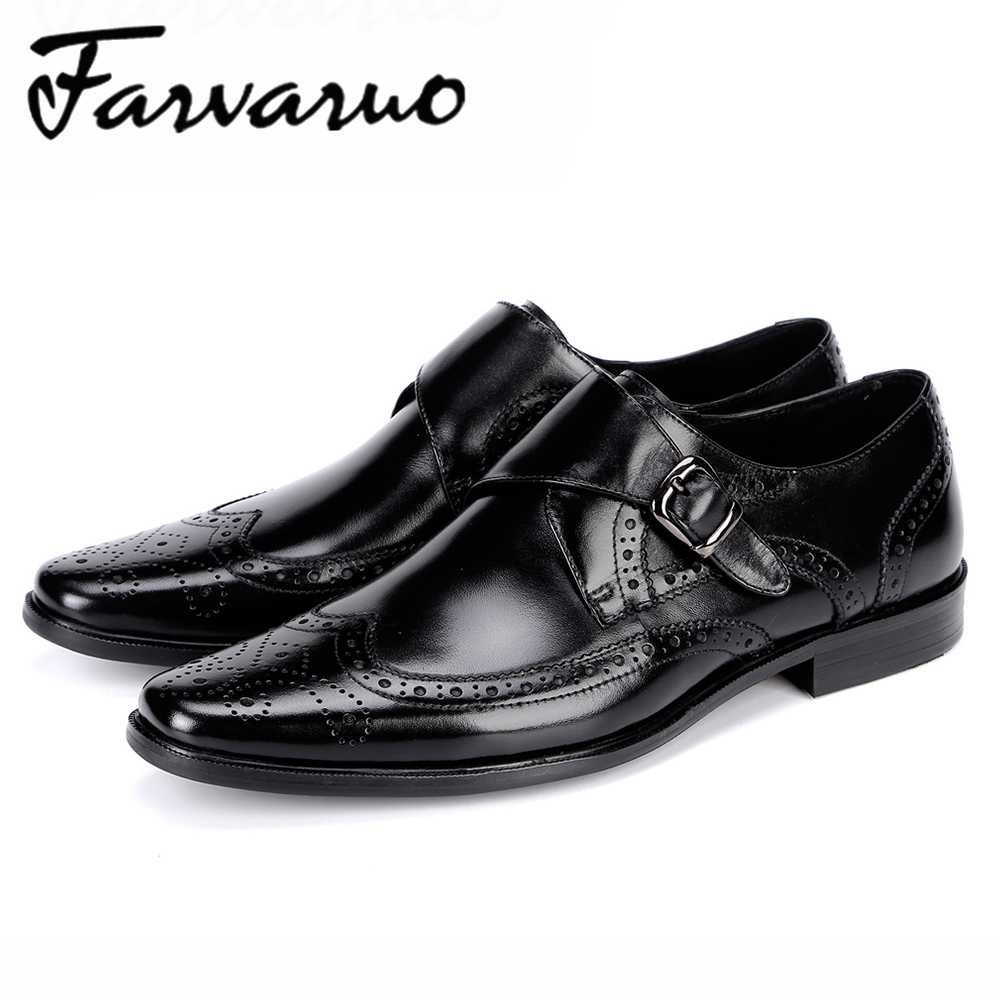 Farvarwo Mens Loafers Genuine Leather Italian Handmade Men's Casual Shoes Summer Flats Breathable Slip-on Brogues Shoes Big Size summer breathable moccasins mens driving shoes italian luxury brand men loafers 2017 genuine leather casual shoes big size to 46