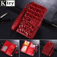 Meizu M5 Note Case K Try Original Flip Cover M5 Note Case Cover Silicon Leather Fundas
