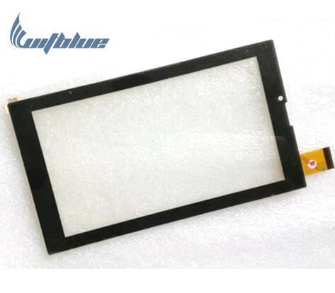 Witblue New Touch screen digitizer For 7 TESLA L7 3G Tablet Touch panel replacement glass Sensor Free Shipping witblue new touch screen for 10 1 wexler tab i10 tablet touch panel digitizer glass sensor replacement free shipping