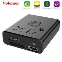 Volemer IR CUT Mini Camera 1080P HD Small Watching Home XD Micro Cam Night Vision Motion Detection DVR Mini Camcorder pk SQ11
