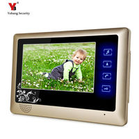 Freeship 7 LCD Indoor Monitor With Touch Button For Video Door Phone Door Intercom Indoor Screen