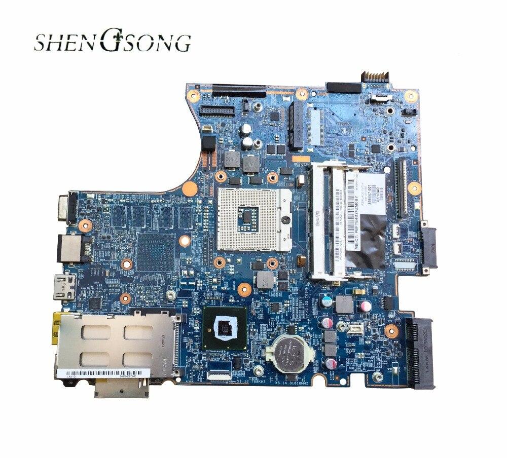 Бесплатная доставка 598667-001 для hp ProBook 4520 S 4720 S материнская плата ноутбука HM57 M/B системная плата h9265-2 48.4GK06.041
