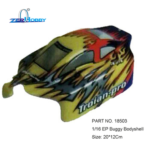 HSP 1/16 Off-road Buggy Body 20*12cm 185
