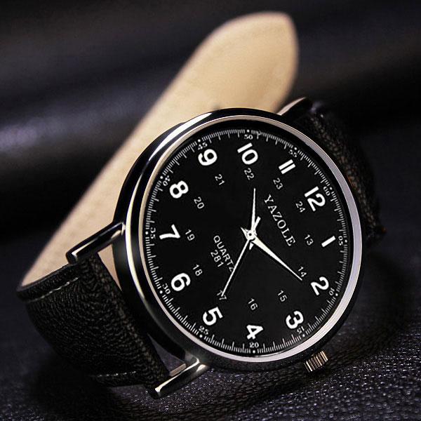YAZOLE Business Quartz Watch Women Ladies Brand Wrist Watches For Women Clock Female Wristwatches Montre Femme Relogio Feminino