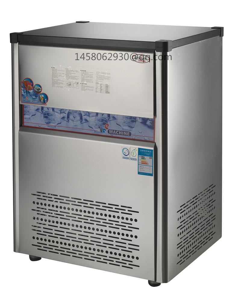 Industrial 60kg/day Flake Ice Maker Of Water-flowing Type Ice Cube Maker Big Ice Maker