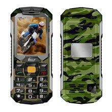Разблокирована Прочный противоударный телефон fsmart dbeif c5000 фонарик большой Батарея долгого ожидания Запасные Аккумуляторы для телефонов Dual SIM карты мобильного телефона