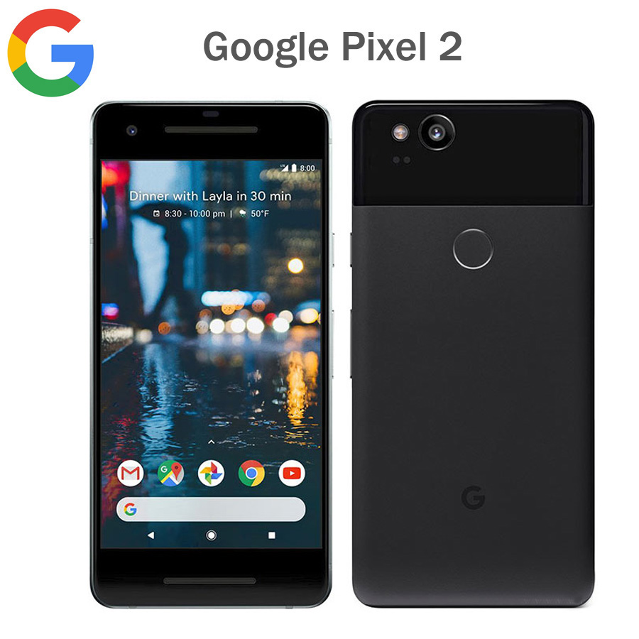 Brand New EU Version Google Pixel 2 4G LTE Mobile Phone 5.0