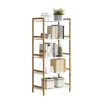 madera boekenkast camperas estante estanteria para libro movilizacin por la casa libro de la vendimia retro decoracin de muebles estantera caso