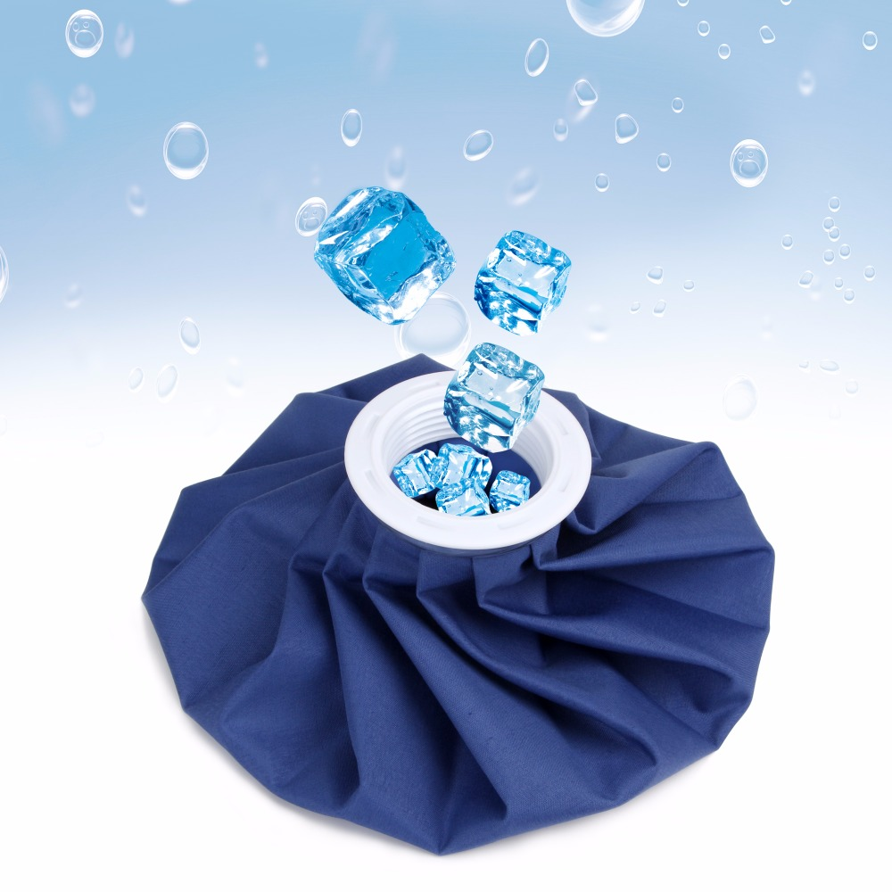 Health Care Ice Bag Cooling Bag Reusable Knee Head Leg Muscle Sport Injury Relief Pain Ice Bag Drop Temperature Bag