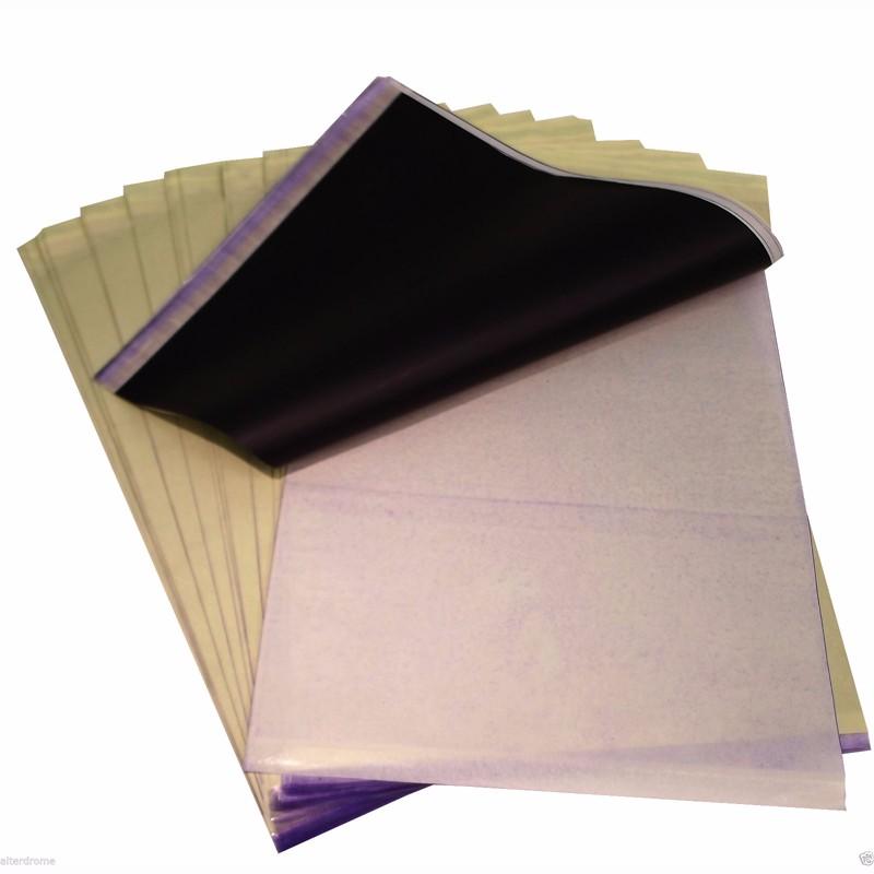 50pcs-Tattoo-Stencil-Paper-Tattoo-Thermal-Carbon-Stencil-Transfer-Paper-Tracing-Kit-A4 (3)
