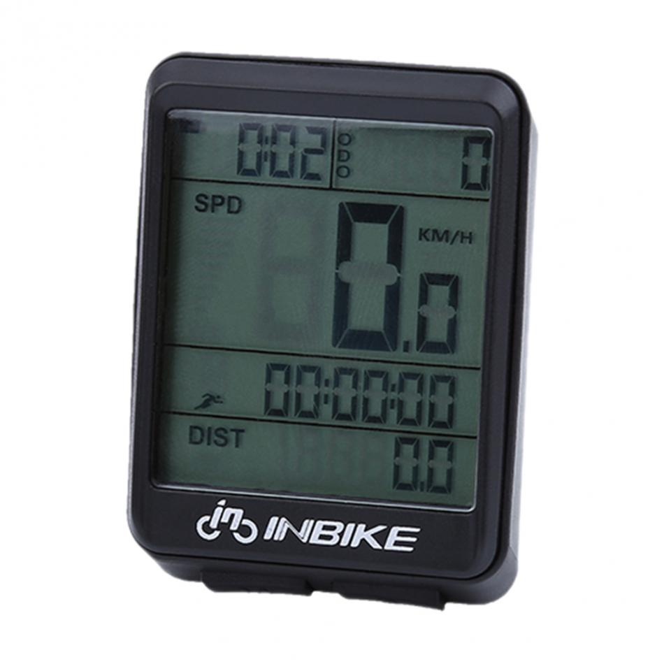 Produs Inbike Waterproof Bicycle Computer Wireless Mtb