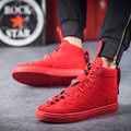 Men High top casual shoes high quality fashion mens trainers luxury branded designer male shoes zapatillas hombre
