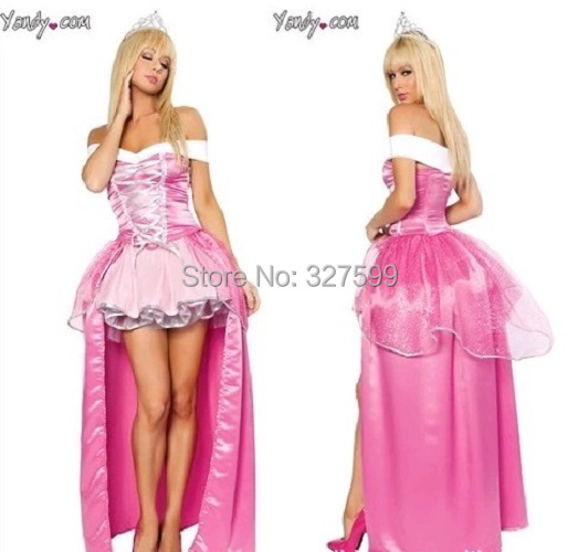 Dress up games Snow White costume, halloween clothes Sleeping Beauty ...