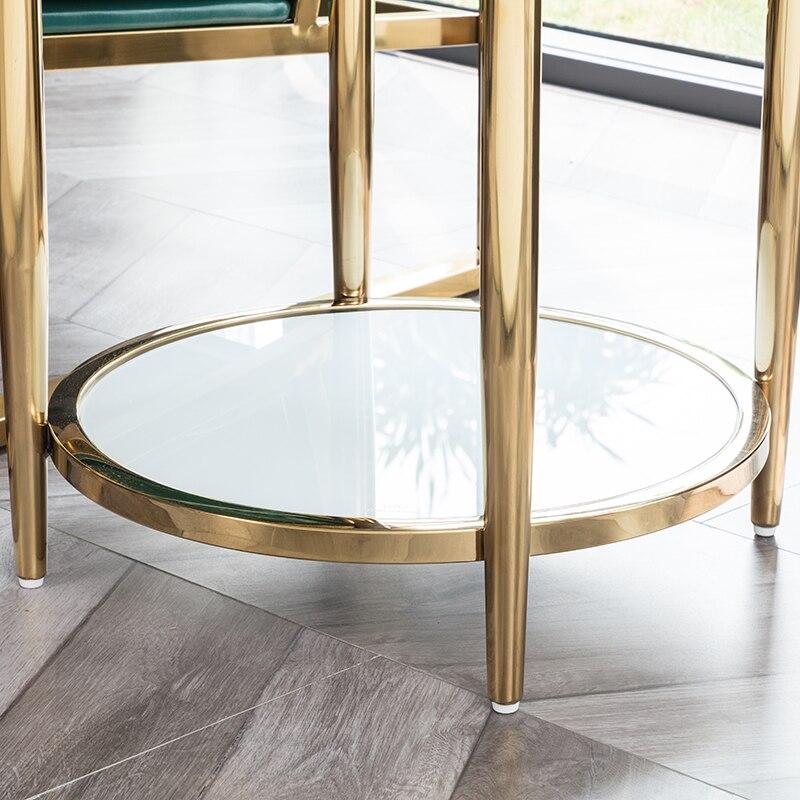 Fine Postmodern Minimalist Stainless Steel Light Luxury Small Download Free Architecture Designs Scobabritishbridgeorg