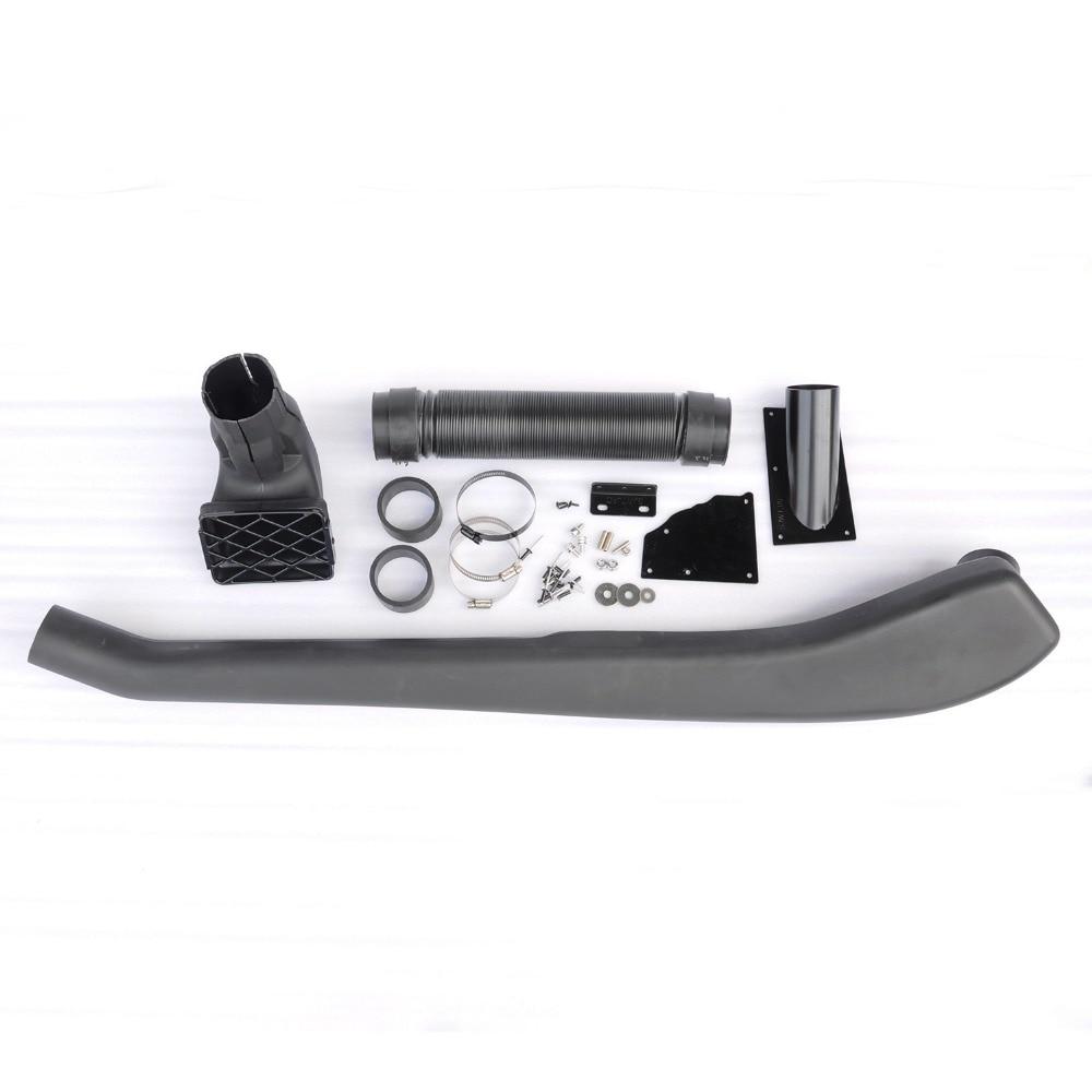 Wotefusi Air D'admission Ram Kit Snorkel Pour Jeep Wrangler TJ 92-99.09/1999.10-06.10 92 93 94 95 96 97 98 99 [QPA169]