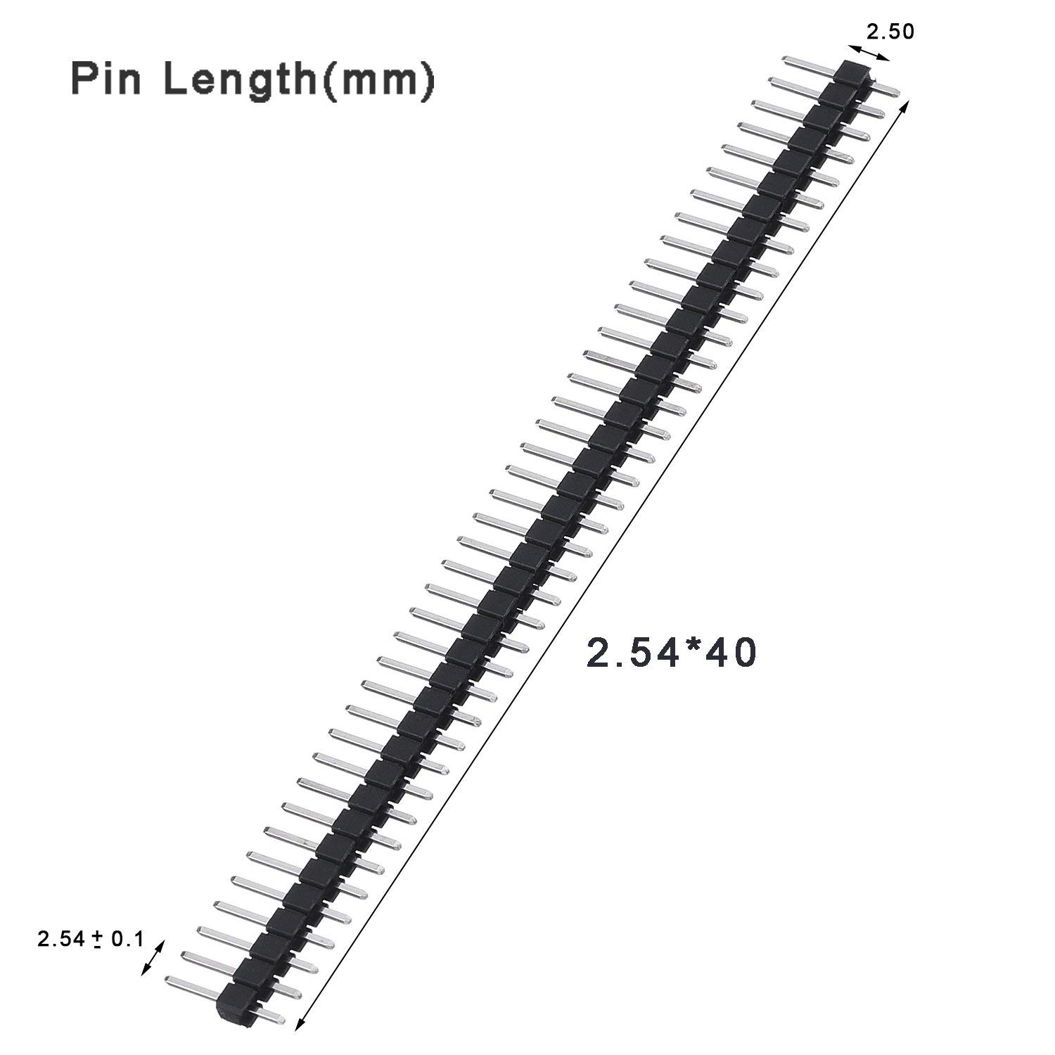 8 Pin Header Connector