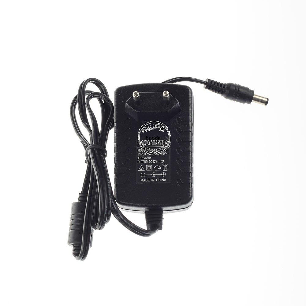 DC12V 2A Eu plug Adapter power supply dahua ip camera Hikvision ip camera new adjustable dc 3 24v 2a adapter power supply motor speed controller with eu plug for electric hand drill