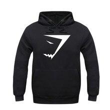 The social club Hot Selling,Winter&Autumn Men's Fashion sup Shark Hoodies Sweatshirts ,Casual PE. Male Hooded PE. suit men,s-2xl