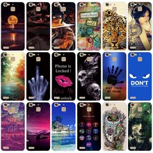 Phone Case for Fundas Huawei GR3 TAG-L21 TAG-L01 TAG-L03 TAG-L13 G8 mi