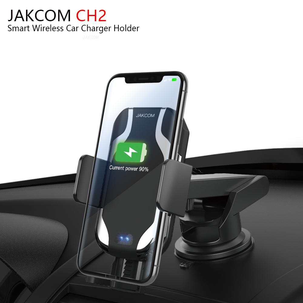 Professional Sale Jakcom Ch2 Smart Wireless Car Charger Holder Hot Sale In Chargers As Diy Box Bms 3s 40a 18650 Balancer Accessories & Parts
