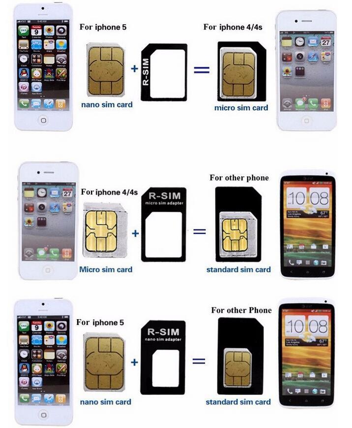 Cheap Adaptadores de cartão SIM