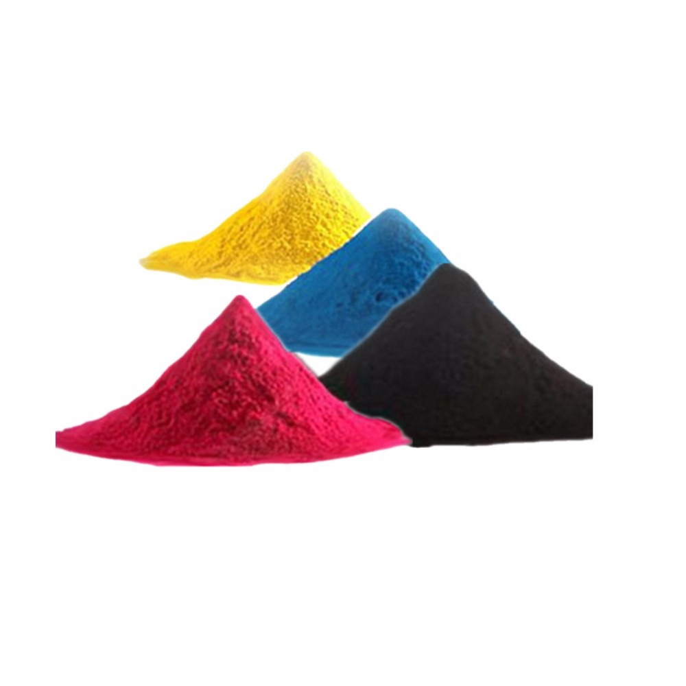 C7300 4 x 1kg/bag Refill Copier Laser Color Toner Powder Kits Kit For OKI 41963012 C 7300 7350 7500 7550 7100 Printer