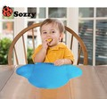 1pcs SOZZY Baby Portable Antibacterial Waterproof Mat Infant Girls Boys Eating Placemat Play Mat