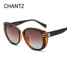 Fashion Cat Eye Sunglasses Women Polarized Sun Glasses Vintage Round Eyeglasses Female Shades UV400 Lunette De Soleil Femme 192