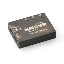 F16394 HMDVR Mini Digital Video Audio Recorder 30fps for FPV Drones Quadcopter Q250
