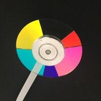 Roda de cor beamsplitters espectral para optoma dlp projetor eh200st|Acessórios p/ projetor| |  -