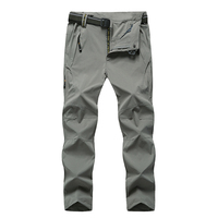 Outdoor Softshell Hiking Pants Men 5XL 6XL 7XL 8XL Waterproof Breathable Bottoms Male Trekking Sports Large Size Trousers