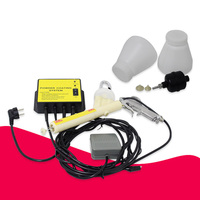new Powder Coating system paint Gun coat Portable with the integrated circuit board PC02