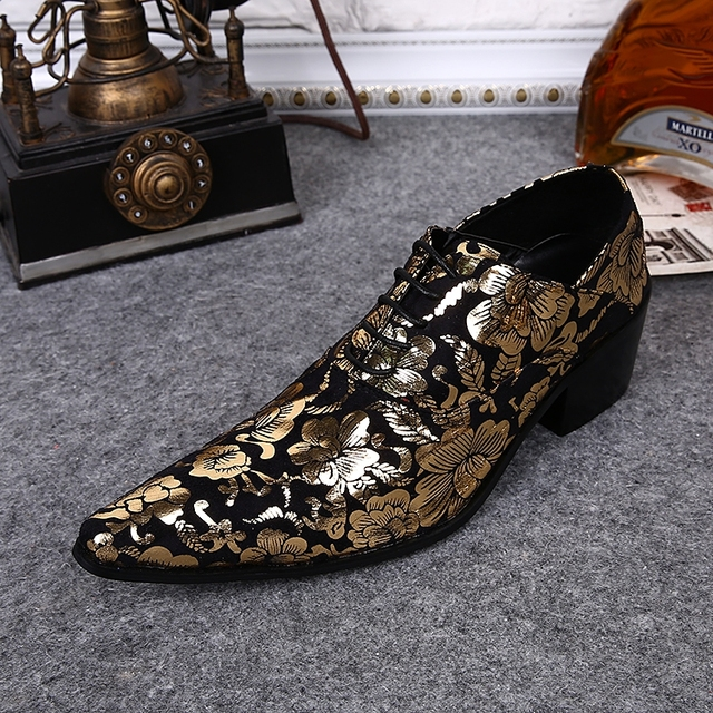 ac2e6222266fd Or Up Angleterre Chaussures Fleur Dentelle Oxford Impression Style qFxnnwT7