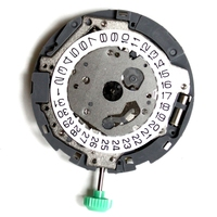 0S10 Miyota Quartz Watch Movement Day At 3 Position Japan