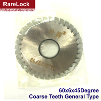Rarelock Locksmith Tool Suppliers Key Copy Machine Accessory Milling Cutter Coarse Thread a