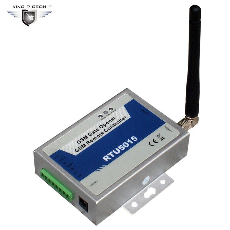 где купить GSM Gate Controller Roller Gate Opener Remote Control Dial to GSM Switch Device and Access Control Unit RTU5015 по лучшей цене