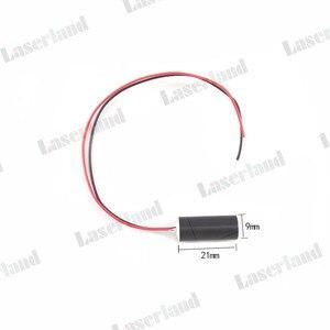 Image 3 - 0921 Class2 Class ii 650nm 1mW 5mW 10mW אדום לייזר צלב מודול 50 תואר