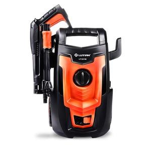 Image 3 - LT301B limpiador de alta presión con motor lavadora portátil para coche, bomba de limpieza de suelo para vehículo, 220V, 50HZ, 1,4 kW, 110Bar, 5,5 LPM