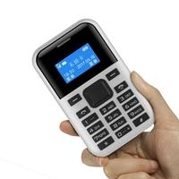 AEKU C8 Kinder kurzwahl telefon BT zifferblatt kein spiel keine internet bankkarte kunststoff handy anti-slip große tastatur P212