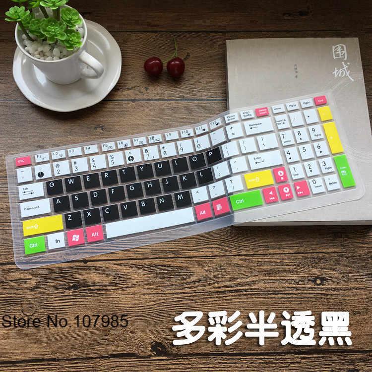 15 17 tastiera Della Copertura Della Protezione Della Pelle Per ASUS ROG G501JW GL502VY GL502VT GL502VS GL502VM G550 GL551JW GL702VM GL551JX GL552VW