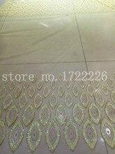 Twee kant pauw fancy lace elegant shining schatten sequin lace bloem hand  print voor zagen trouwjurk sluier 192ad76de54c