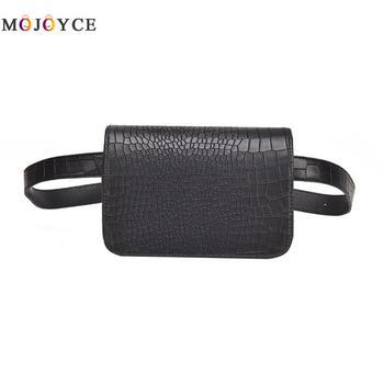 PU Leather Waist Bag 1