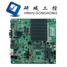 J1900 itx motherboard for PC and all in one Copmuter ultra-thin integrated machine without fan Mini industrial control board