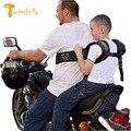 TWINSBELLA Motocicleta Niños Cinturón de seguridad Nueva Correas Del Arnés de Seguridad Del Vehículo Eléctrico Accesorios de Seguridad Más Seguro