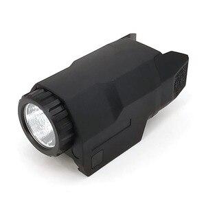 Image 5 - SOTAC GEAR taktyczne APL C broń światła Mini pistolet światła stały/chwilowy/światło stroboskopowe LED biały broń światła