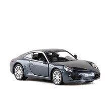 Porsch Kendaraan Simulasi Mobil