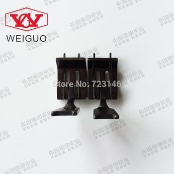 S570DG 1-1/2 stopka dociskowa stóp część do maszyny do szycia akcesoria dla podwójna igła stebnówka 842 1162 845 3168 metrów JUKI PFAFF