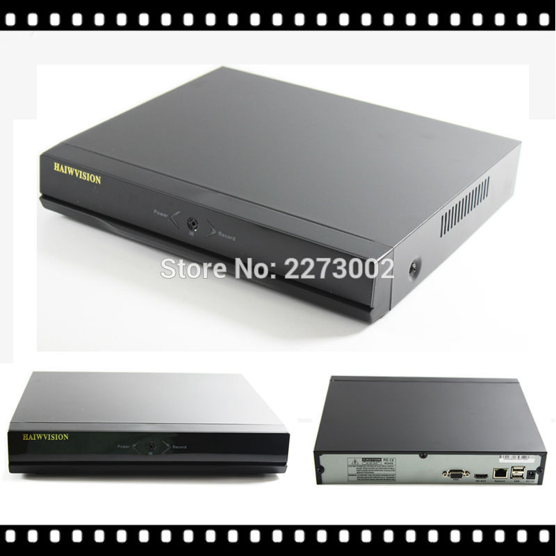 ФОТО HKES New HD 32CH 960P CCTV NVR 4CH 8CH 16CH 24CH NVR 1080P For IP Camera ONVIF H.264 HDMI Network Video Recorder