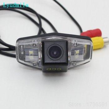 цена на Lyudmila Car Rear View Camera For Honda Civic 2006~2011 / Reversing Back up Camera / Car Parking Camera / HD CCD Night Vision