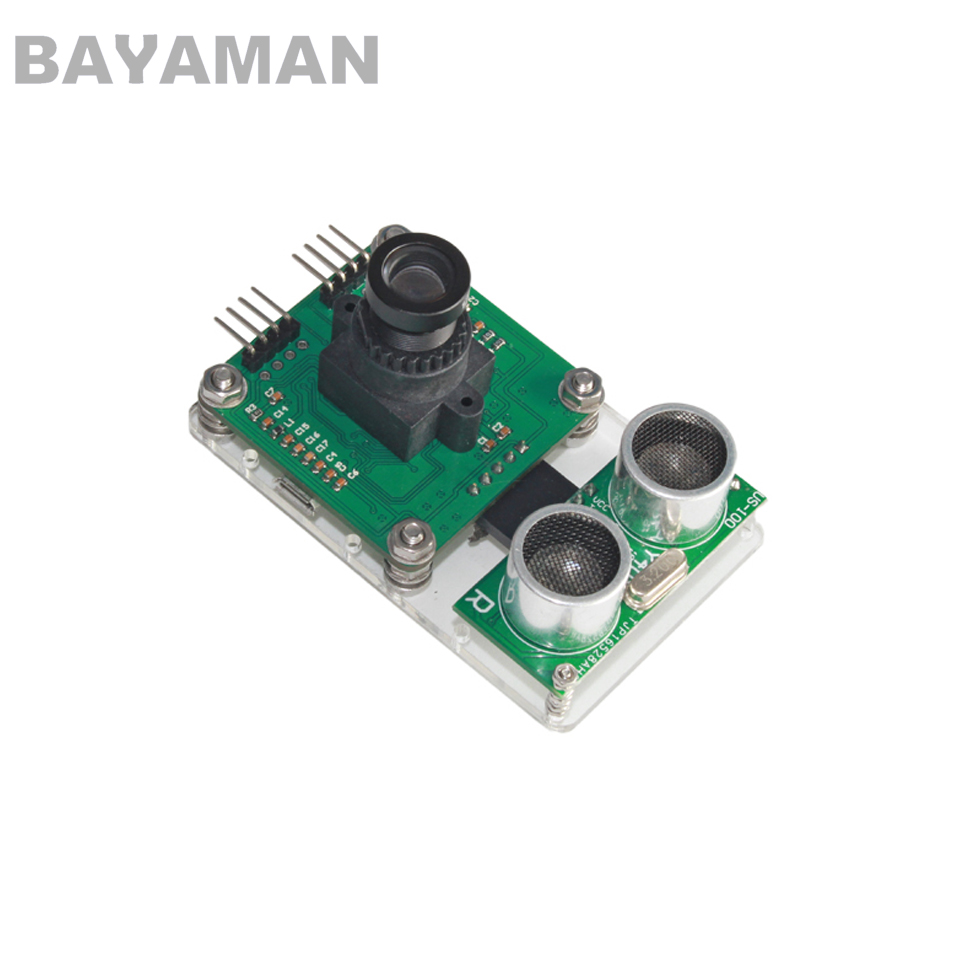 1pc PIX Optical flow sensor for PX4 PIXHAWK Flight Control System Ultrasonic fixed point ...